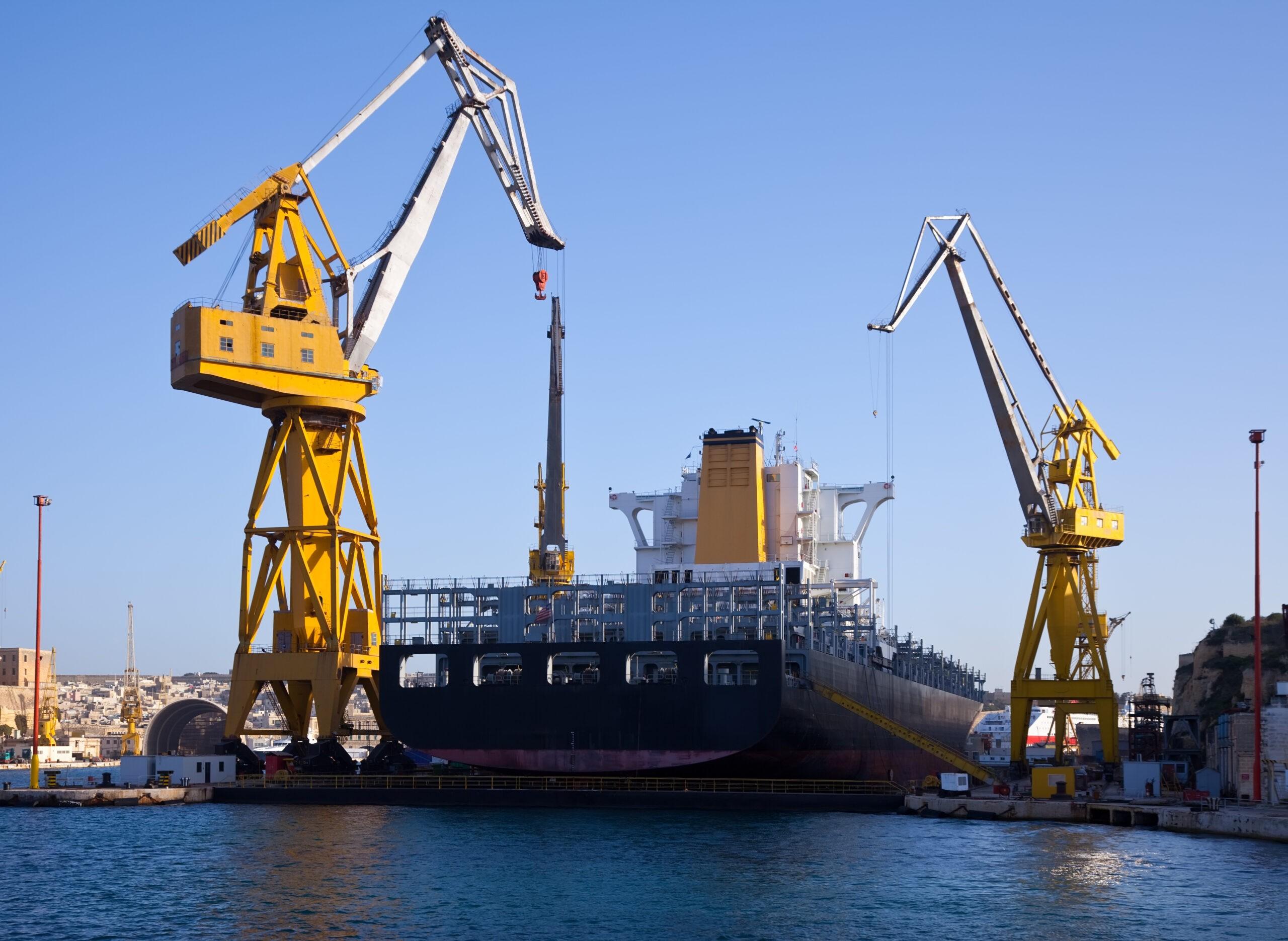NR-34 – Condições de trabalho na indústria naval